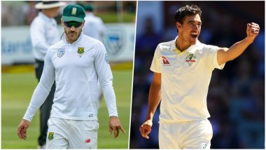 Australia Tour of South Africa 2018, Test Series Schedule: Full Fixtures, Match Timetable, Date, Time & Venue Details