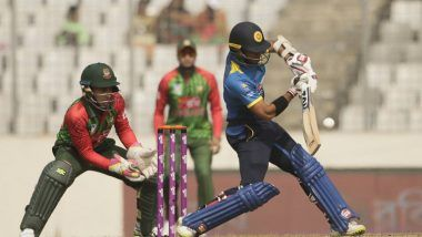 Bangladesh vs Sri Lanka First T20 Preview: Series Opener Promises to be a Challenging Contest For Both Teams