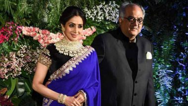 Boney Kapoor Regrets that Sridevi Got Her First National Award Post Her Demise