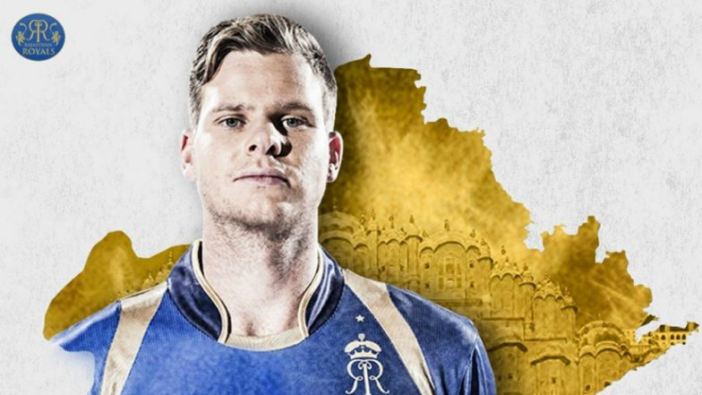 Steve Smith named Rajasthan Royals captain