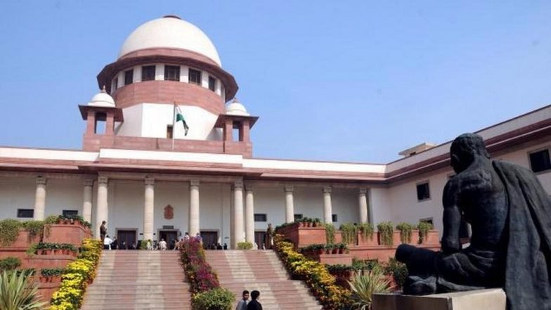Ayodhya Land Dispute Case: Day-to-Day Hearing From July 25 in Supreme Court If Matter Not Settled by Mediation