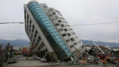 Rescuers Brave Aftershocks as Bodies Pulled From Teetering Taiwan Tower