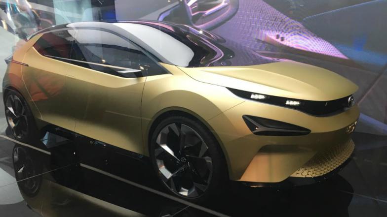 New Tata 45X Premium Hatchback Spy Images Reveal Interior; To Rival Maruti Baleno & Hyundai Elite i20