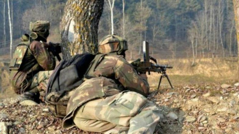 Two Hizbul terrorists killed in overnight encounter in J&K's Anantnag