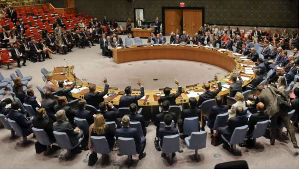 China Isolated on Kashmir at UN Security Council Closed-Door Meeting as India and Allies Thwart Beijing's Effort