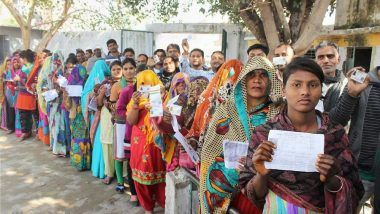 Maharashtra Assembly Elections 2019 Voting Live News Updates: 58.94% Voter Turnout Recorded in State, Kolhapur Records Highest Voter Turnout With 73.33%