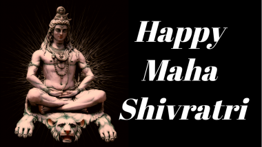 Maha Shivaratri 2018 Wishes: Best WhatsApp Messages
