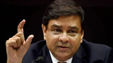RBI Governor Urjit Patel's Resignation: Opposition Accuses Government of 'Assault' on Institutions; Narendra Modi Lauds His Contribution Towards Economy