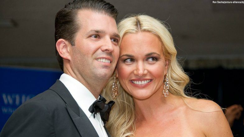 Donald Trump's Daughter-in-Law Vanessa Taken to Hospital After Receiving Letter With 'White Powder'