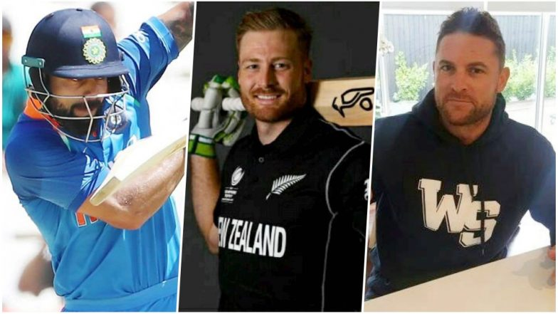 IND vs SA 3rd T20I: Virat Kohli 17 Runs Away From Joining Martin Guptill And Brendon McCullum in This Elite Club