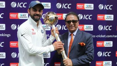 Latest ICC Test Rankings: Virat Kohli-led India Stretch Lead Over South Africa, Continue to Occupy Number one Spot