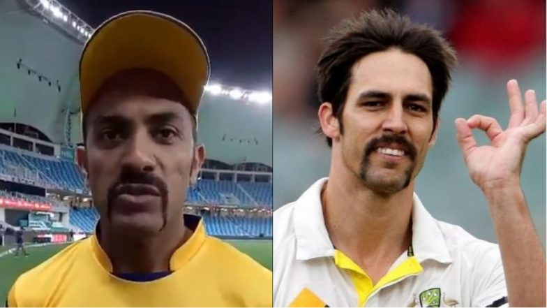 Pakistan Cricketer Wahab Riaz Sports New Mooch Look in PSL 2018, Gets Trolled Badly With Netizens Calling Him 'Poor Man's Mitchell Johnson'
