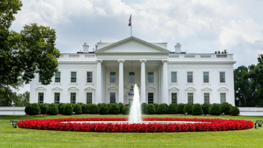 US Presidential Elections 2020 Results: Security Beefed Up on Streets Near White House