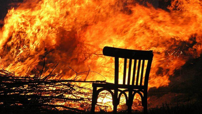 Madhya Pradesh Shocker: Dalit Woman Burnt Alive in Satna Following a Land Dispute