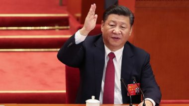 Any Attempt to Split China Will Be 'Crushed': Prez Xi Jinping Warns During Maiden Visit to Nepal