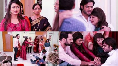 Yeh Hai Mohabbatein Written Episode Update, February 28, 2018: A Furious Raman Thrashes Nikhil Before Ruhi and The Family