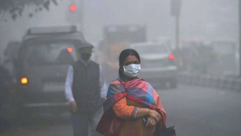 Delhi Air Pollution: Poor Air Quality Index Detected in Lodhi Road Area, PM 10 Drops to 283