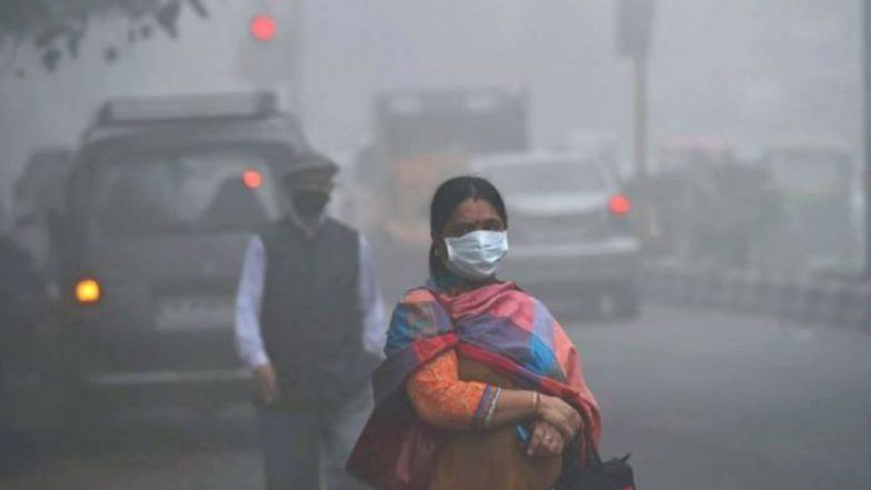 Delhi Air Pollution Continues to Deteriorate: Air Quality Index at Anand Vihar, RK Puram Remain Under 'Hazardous' Category