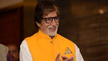 After Shah Rukh Khan, Anushka Sharma, Virat Kohli, Now Amitabh Bachchan Contributes Towards Kerala Flood Relief