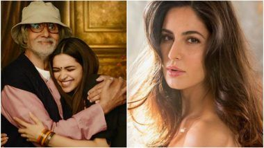 Amitabh Bachchan Sends an Online Job Application to Work With Deepika Padukone & Katrina Kaif