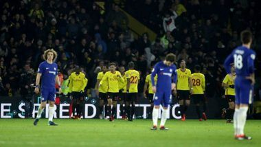 Watford Beats Chelsea: Football Club to Probe Allegation of Antisemitic Chanting