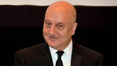 Anupam Kher's Autobiography 'Lessons Life Taught Me Unknowingly' to Be Out on August 5