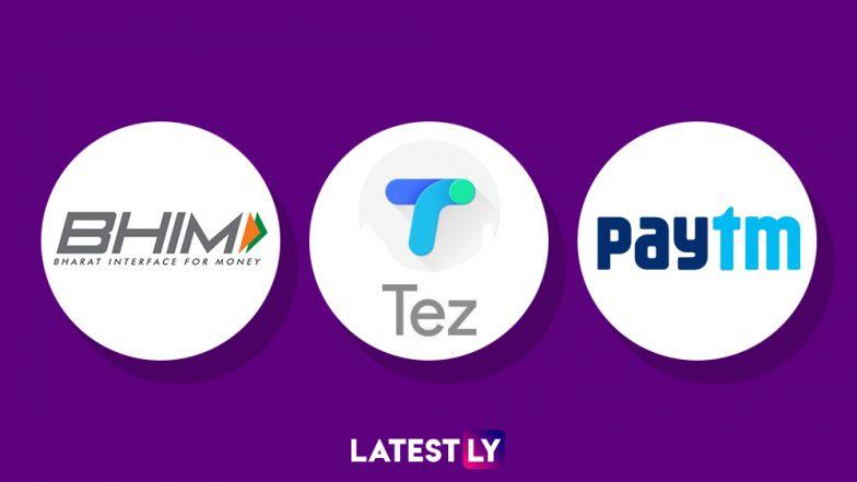 Google Tez, Paytm or BHIM? War Begins For India's Best Digital Payments & Mobile Wallet App