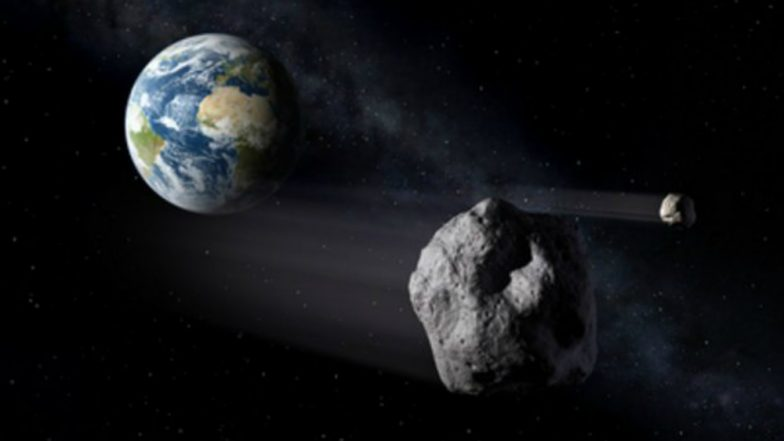 Asteroid 2018 VE4 to Pass Closest to Earth Tonight, NASA Issues Warning