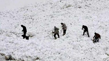 Himachal Pradesh Avalanche: Rescue Operation for 5 Missing Troopers Resumes