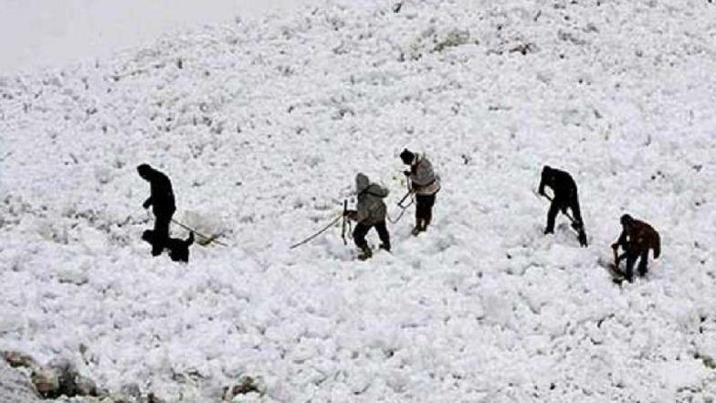 Himachal Pradesh Avalanche: 5 Soldiers Still Missing, Bad Weather Hampers Efforts