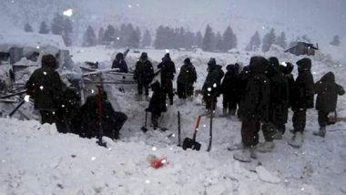 J&K: 3 Soldiers Killed, 1 Injured as Avalanche Hits Army Post in Kupwara