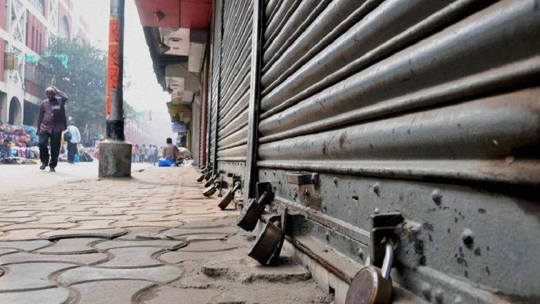 Pulwama Terror Attack: Traders in Ahmedabad Call One Day Bandh as Mark of Protest