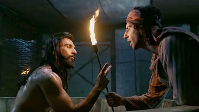 Meet Bollywood's 'Sex Panther': Padmaavat Co-star Ranveer Singh is All Praise for Jim Sarbh
