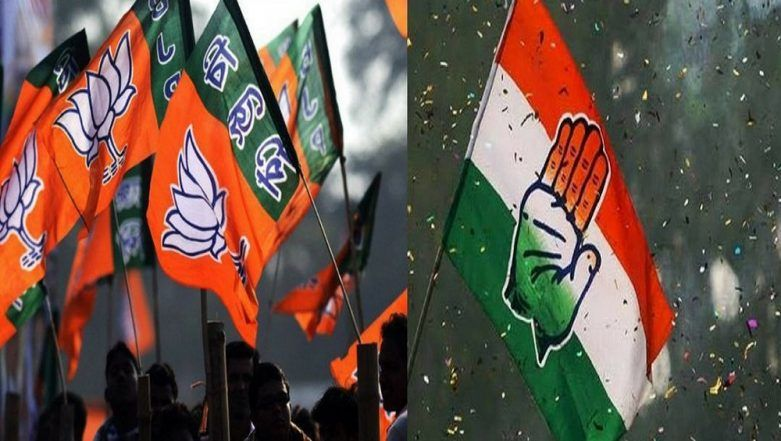 Lok Sabha Elections 219: Congress Using Its State Govts Like ATMs to Pump Money into Election Campaign, Says BJP