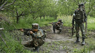 Indian Army Jawan Martyred in Heavy Exchange of Fire With Pakistani Forces Along LoC in Sunderbani Sector