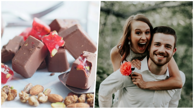 Happy Chocolate Day 2018: Best WhatsApp Messages, GIF Images, Facebook Greetings & SMS To Wish Your Partner