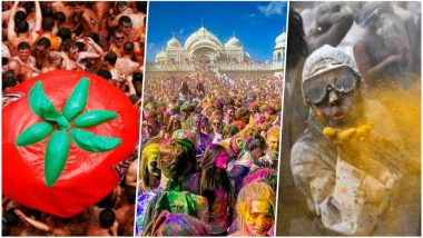 Like the Festival of Colours 'Holi', These Festivals Around the World are Equally Fun to Celebrate