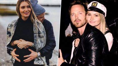 Aaron Paul, Wife Lauren Parsekian Welcome Baby Girl
