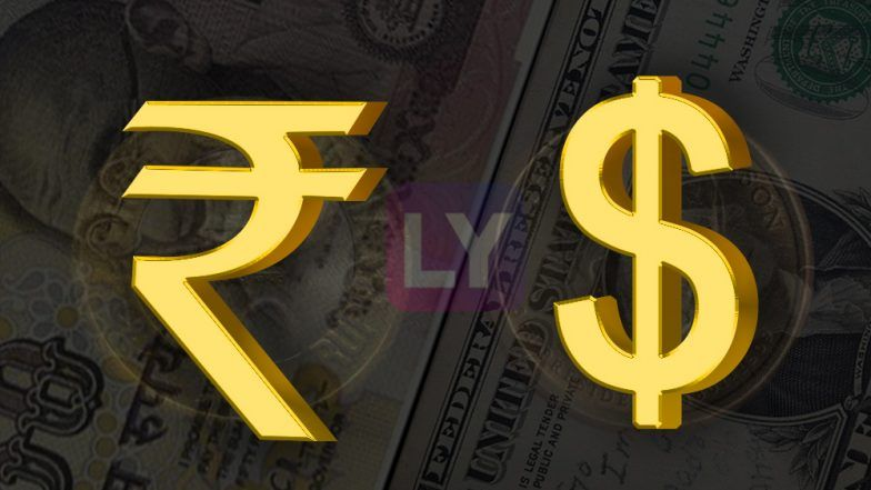 Rupee Falls 10 Paise to 70.59 Per US Dollar in Early Trade