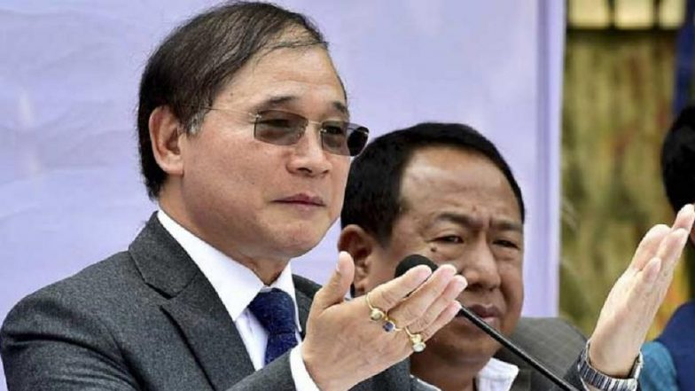 Nabam Tuki, Former CM of Arunachal Pradesh, Booked by CBI on Charges of Corruption for Awarding Govt Projects to Brother