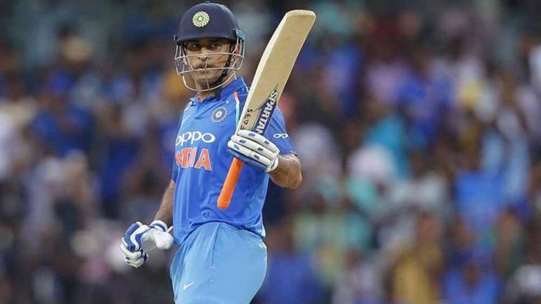 India vs Afghanistan, Asia Cup 2018: MS Dhoni 95 Runs Away From Getting to 10,000 Run Mark for India