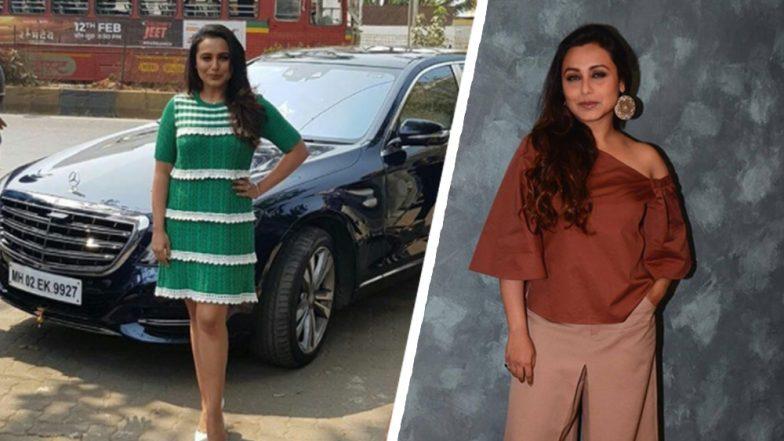 Rani Mukerji is Making Her Comeback with Hichki: Fails to Impress with Her Fashion Faux Pas During Promotions