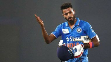 Hardik Pandya Removed From India A Squad After He Fails Fitness Test, Vijay Shankar Replaces Him For Series in New Zealand