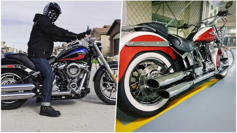 Harley Davidson Unveils Two Models, Low Rider and Deluxe in Softail Portfolio