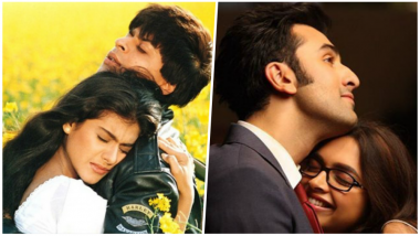 Happy Hug Day 2018: Best Bollywood Romantic Hug Scenes That Will Melt Your Heart