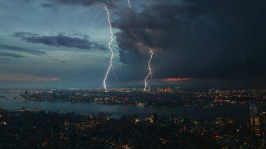 Maharashtra & Madhya Pradesh to Witness Thunderstorms, Hailstorms on February 23 and 24: IMD