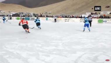 Coronavirus Outbreak: Two Chinese Female Ice Hockey Players Test Positive for COVID-19 After Flying Back from US