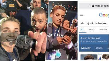Super Bowl 2018: Selfie Kid Meme Overshadows Justin Timberlake But Twitter isn't Complaining