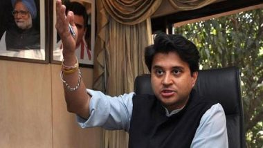 Lok Sabha Elections 2019: Congress Releases List of 7 Candidates, Jyotiraditya Scindia to Contest From Guna in MP