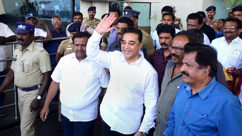 Kamal Hassan's Party MNM Ready to Ally With Congress If It Parts Ways With DMK in Upcoming Polls